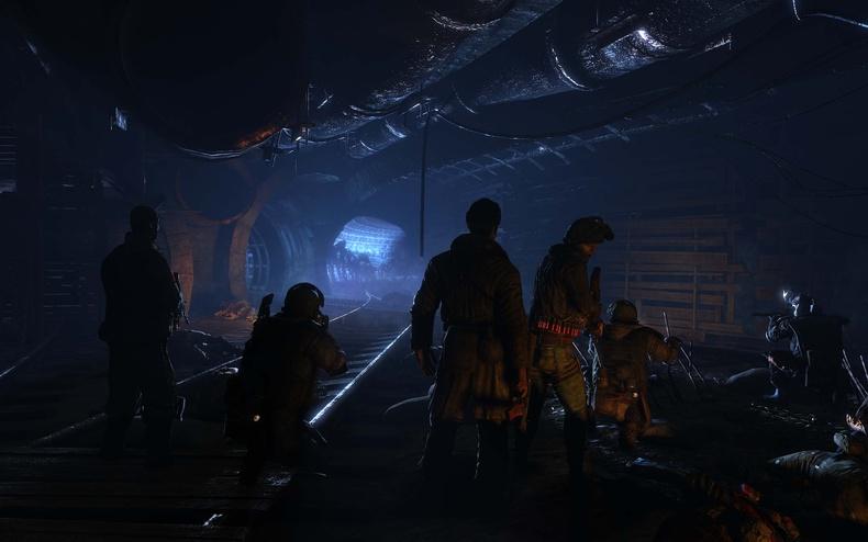 Метро 2033: Последнее убежище - Поддержи метро в неравном бою с буржуями!